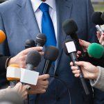 المتحدث الإعلامي والناطق الرسمي
