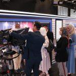ورشة عمل التقديم التلفزيوني اسطنبول